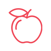 Tägliche Verpflegung (Icon) - Tagespflege Westerstede